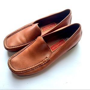 Cole Haan Leather Loafers / Driving Shoes Size 8.5